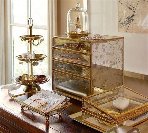 glass cloche jewelry storage jewerly boxs storage
