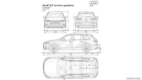 Dimensions Q7 Dimensions Audi Cyprus Audi Q7 1 Fiche Technique