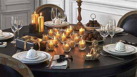 les collections de noël de maisons du monde et truffaut 6 tables de noël par maisons du monde