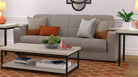 1282 couches that turn into beds microfiber storage arm convert a sofa sleeper