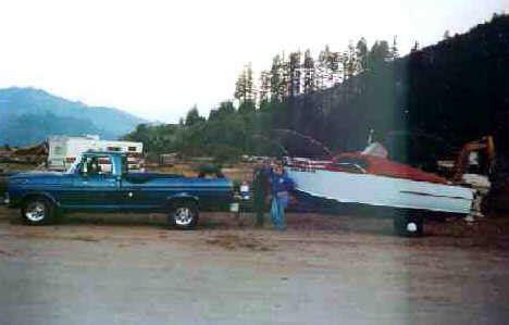 Lake Yale Boat R by Gp3