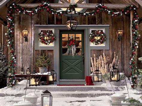 christmas decorating ideas   porch
