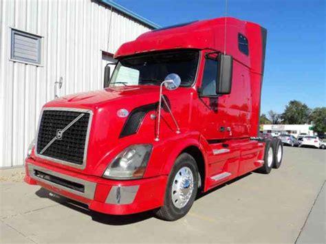 2009 volvo truck volvo vnl 670 2009 sleeper semi trucks
