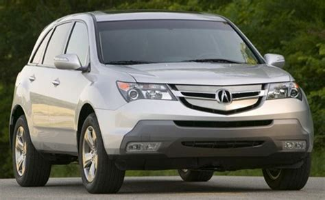 Acura Mdx 2012 Mpg by 2012 Acura Mdx Review Specs Pictures Price Mpg