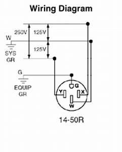 nema 14 50r wiring diagram get free image about wiring With 50 amp rv outlet wiring diagram