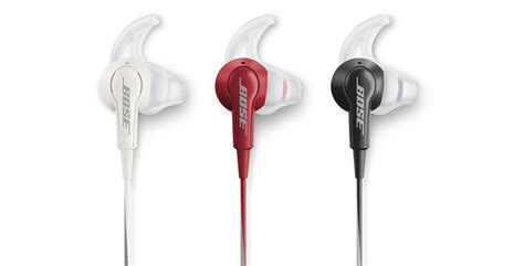 beste kopfhörer in ear bose soundtrue in ear lyd bilde