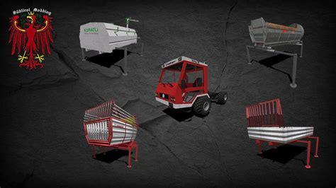 lindner unitrac   farming simulator