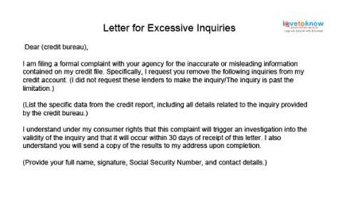 credit repair sample letters lovetoknow