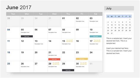 Powerpoint Templates Free 2017 Free Calendar 2017 Template
