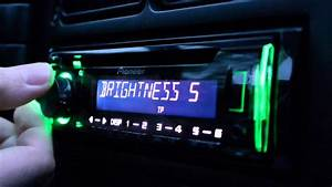 Pioneer Deh-x3600ui Autoradio Review German