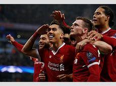 UEFA Champions League semifinal draw 2018 Liverpool vs