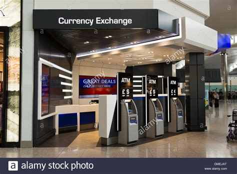 bureau de change heathrow automatic teller machine atm machines at travelex bureau