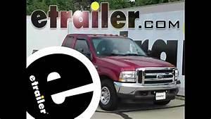 Trailer Brake Controller Installation Ford F150 Etrailer