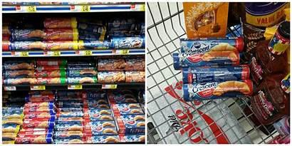 Pillsbury Crescent Rolls Bacon Cheesy Walmart Box
