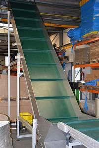 Incline Belt Conveyor