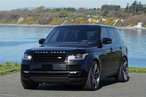 land rover car 2016 2016 range rover supercharged silver arrow cars ltd