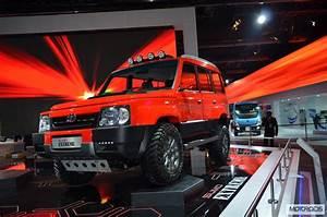Extreme Auto : next gen tata sumo will be based on a new lightweight ~ Gottalentnigeria.com Avis de Voitures