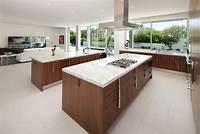magnificent modern kitchen plan White Marble Counters, Kitchen Islands, Magnificent Modern ...