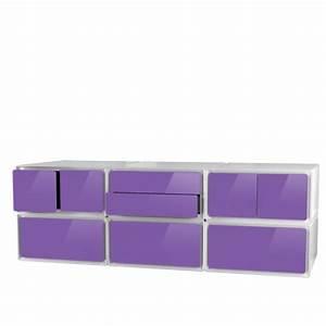 Meuble Tv Rangement : meuble tv design meuble tv rangement tiroirs rangement easybox ~ Teatrodelosmanantiales.com Idées de Décoration