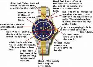Diagram Of Rolex Watch Parts