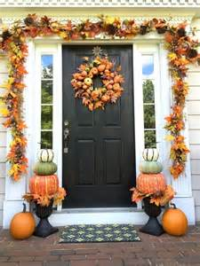 diy fall front porch where to find all the decor items to copy this fall porch at home
