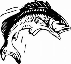 Jumping Fish Clip Art At Vector Clip Art