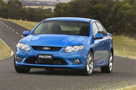 Melbourne 2008 Preview All New 2008 Ford Fg Falcon