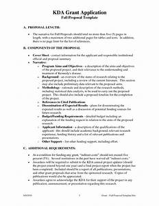 sample proposal outline for a non profit pictures to pin With grant template for nonprofit