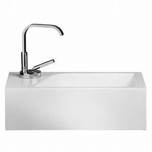 Waschbecken Gäste Wc : g ste wc waschbecken f r wandmontage mineralguss ~ Michelbontemps.com Haus und Dekorationen