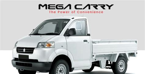 Suzuki Mega Carry by Newly Launched Suzuki Mega Carry Xtra 2018 Price In Pakistan