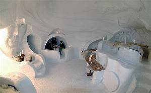 Iglu-Dorf Davos in Davos, Swiss Alps, Switzerland | Yurt ...