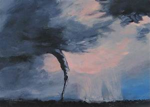 Daily Art Of The Day  Tuesday March 24  2015 Tornado Vii