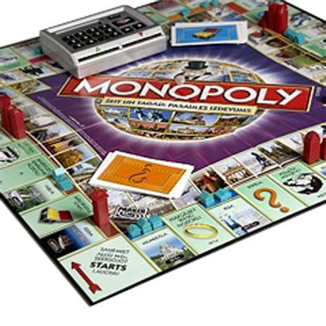 Spēles : Galda spēle Monopols