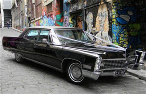 cadillac dreams wedding car hire