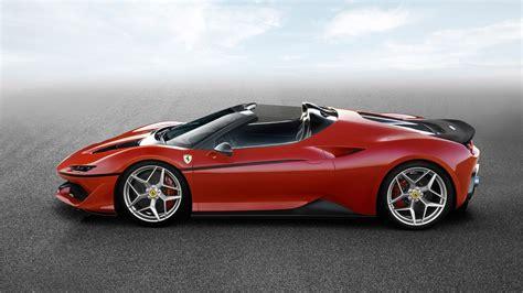 2017 Ferrari J50 3 Wallpaper Hd Car Wallpapers