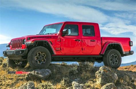 jeep gladiator suv debuts   mm gc bigger