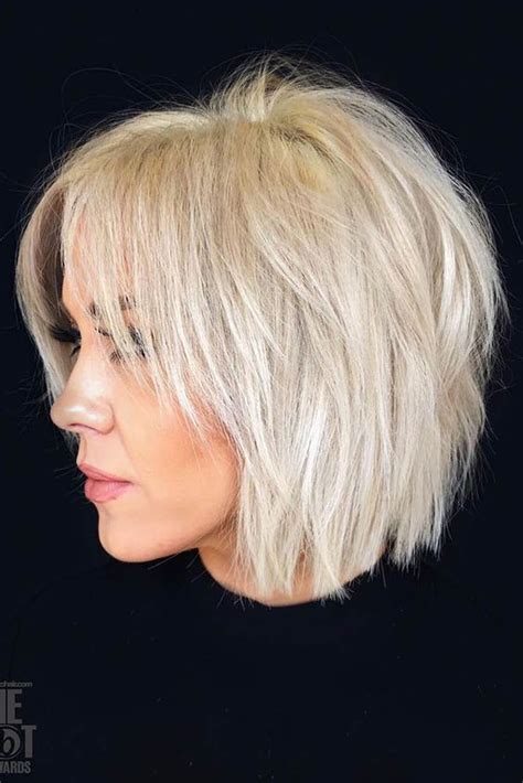 wanted fall short hairstyles  thin hair