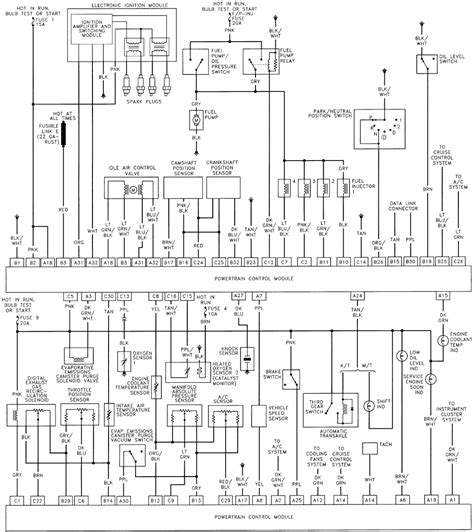 1996 Chevy Corsica Wiring Diagram by Repair Guides Wiring Diagrams Wiring Diagrams