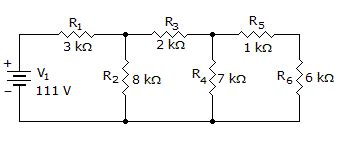 Series Parallel Circuits Electronics Questions
