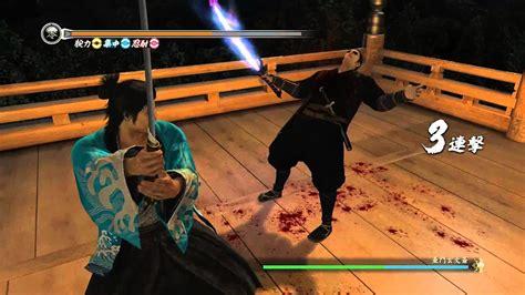 yakuza ishin jo amon fight youtube