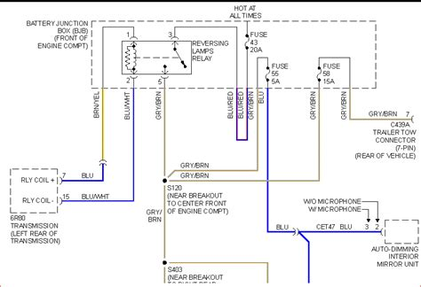 5kg Wire Diagram by Can I The Wiring Diagram For The Cargo And Back Up