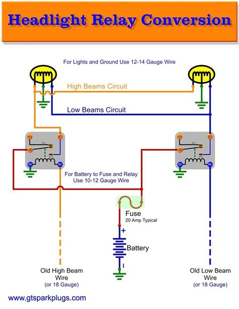 Relay Wiring Diagram Pin Fitfathers
