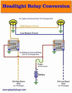 12v 20 Amp Relay Wiring Diagram    Wiring Diagram