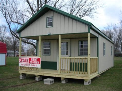 rent to own cabins rent to own portable buildings lake ozark classifieds