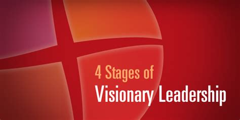 stages  visionary leadership  vision room