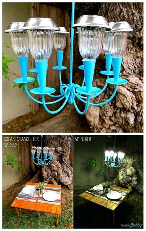 diy solar light craft ideas  home  garden lighting