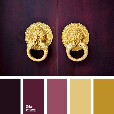 gray gold paint color color palette 2269 color shades wine and