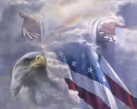 One Nation Under God Painting