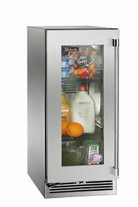 Perlick Hp15rs33l Signature Series 15 Inch Built In