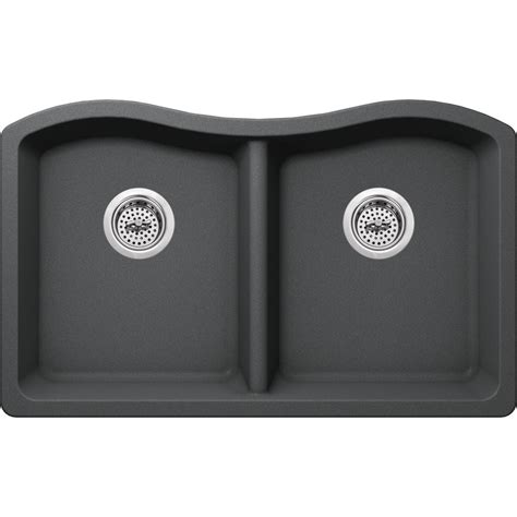 c tech sinks distributors ipt sink company undermount granite composite 33 in 50 50